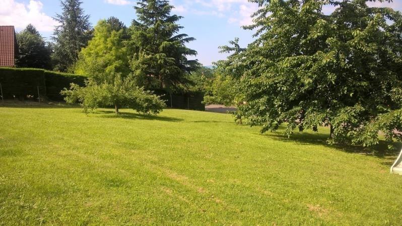 Vente terrain Chindrieux 91000€ - Photo 2