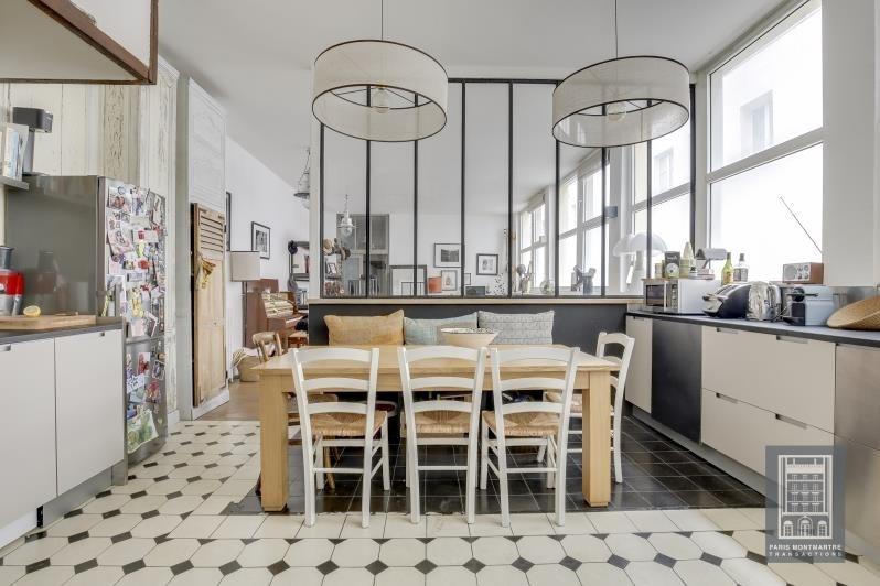 Deluxe sale loft/workshop/open plan Paris 11ème 1450000€ - Picture 3