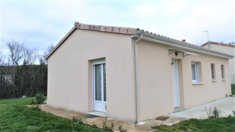 Vente maison / villa Fleure 119000€ - Photo 2