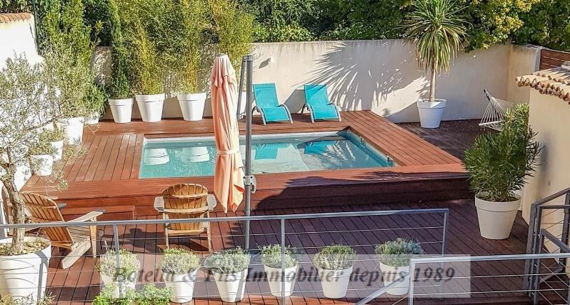 Venta de prestigio  apartamento Uzes 1250000€ - Fotografía 2