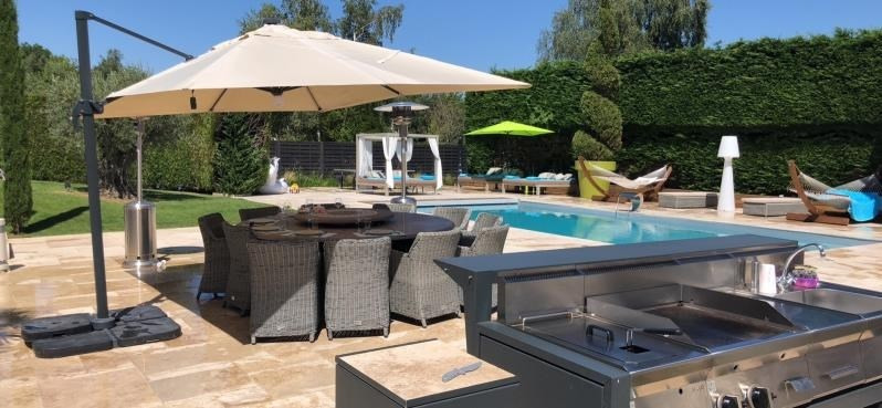 Deluxe sale house / villa Orgeval 1 480 000€ - Picture 4