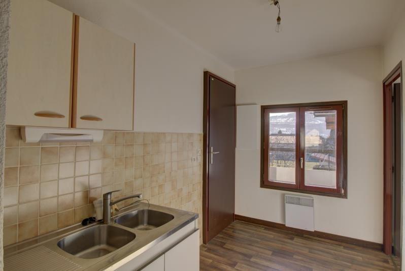 Rental apartment Passy 488€ CC - Picture 2