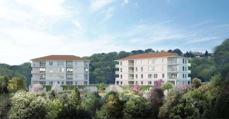 Vente appartement Vienne 210000€ - Photo 1