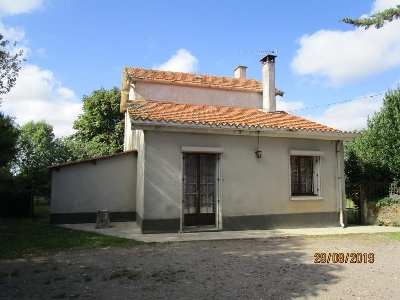 Vente maison / villa Auge 106000€ - Photo 1