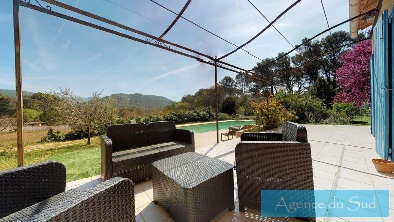 Vente de prestige maison / villa La bouilladisse 670000€ - Photo 9
