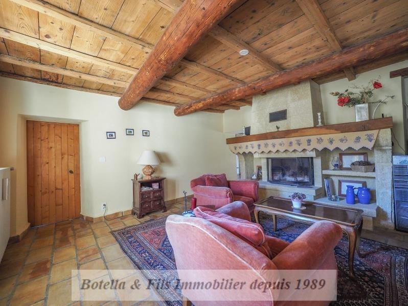 Vente de prestige maison / villa Uzes 483000€ - Photo 6