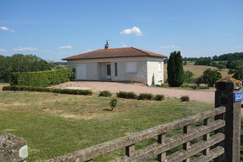 Location maison / villa Perreux 733€ CC - Photo 1