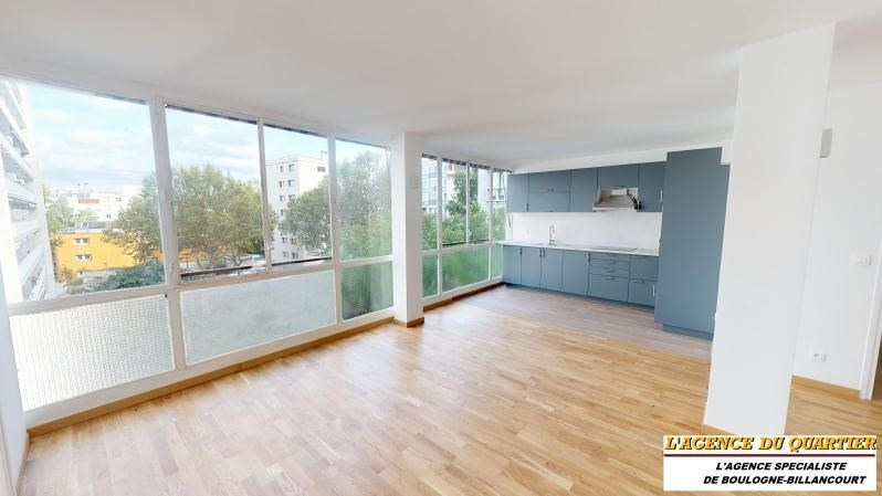 Sale apartment Boulogne billancourt 775 000€ - Picture 1