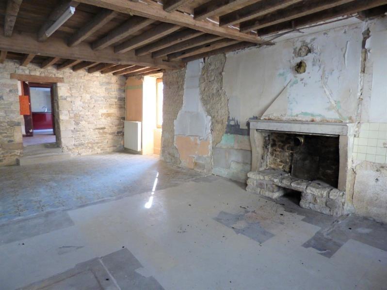 Vente maison / villa Bligny-sur-ouche 99000€ - Photo 2