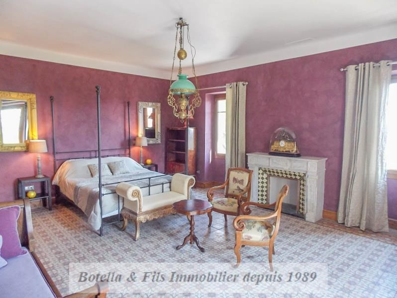 Deluxe sale chateau Uzes 845 000€ - Picture 10