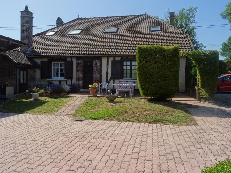 Vente maison / villa Cresantignes 181000€ - Photo 1