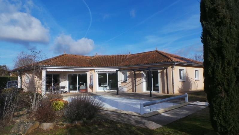 Vente maison / villa Meximieux 430000€ - Photo 1