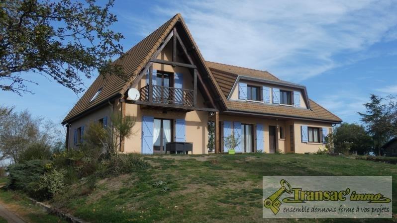 Sale house / villa Courpiere 299000€ - Picture 1