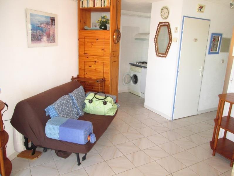 Deluxe sale apartment Balaruc les bains 129000€ - Picture 2