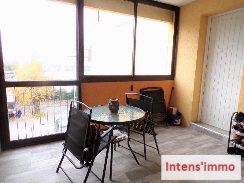 Vente appartement Romans sur isere 139900€ - Photo 2
