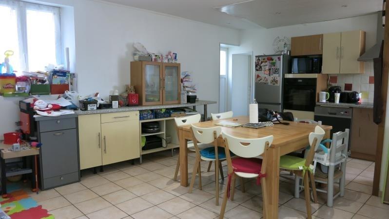 Sale house / villa Quincy voisins 229900€ - Picture 5