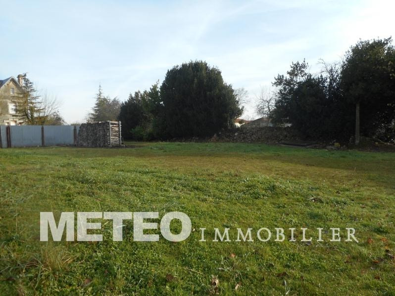 Vente terrain Ste gemme la plaine 39 000€ - Photo 1