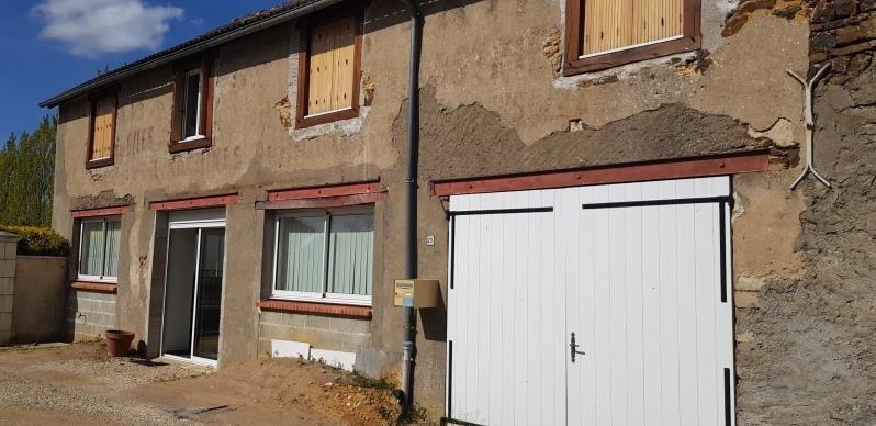 Vente maison / villa St sauveur en puisaye 59000€ - Photo 1