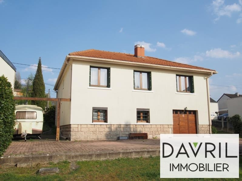 Sale house / villa Conflans ste honorine 399 500€ - Picture 1