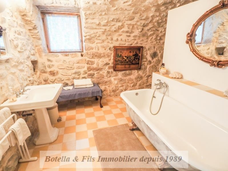 Venta de prestigio  casa Uzes 825000€ - Fotografía 9