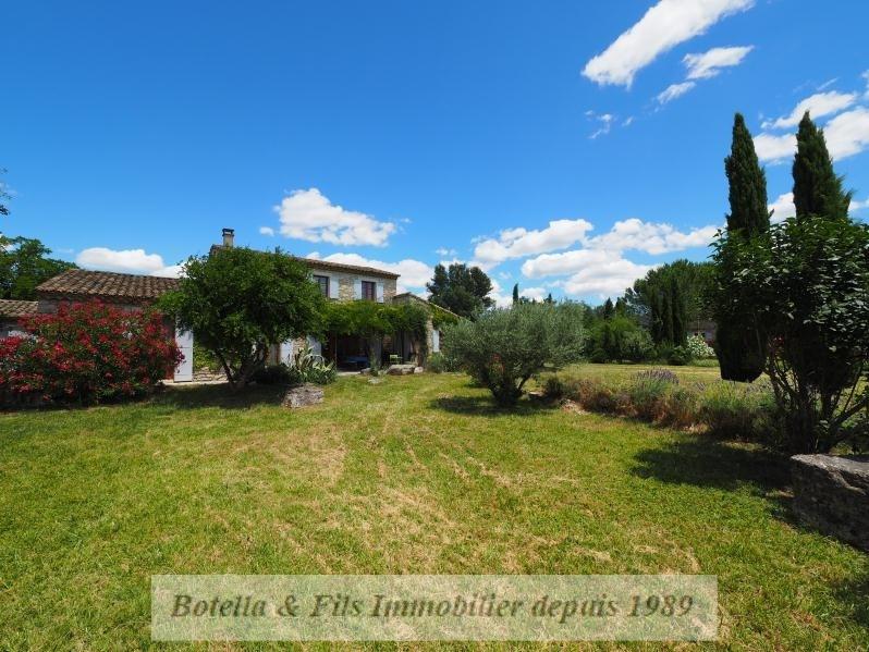 Immobile residenziali di prestigio casa Goudargues 526000€ - Fotografia 14