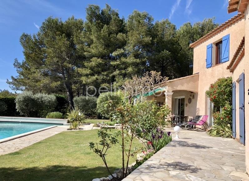 Deluxe sale house / villa Lambesc 730000€ - Picture 1
