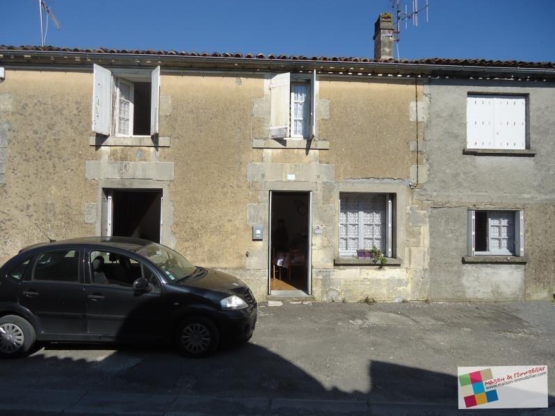 Vente maison / villa Boutiers st trojan 81375€ - Photo 1