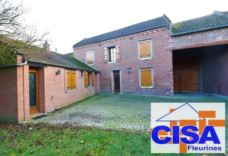 Vente maison / villa Estrees st denis 299000€ - Photo 1
