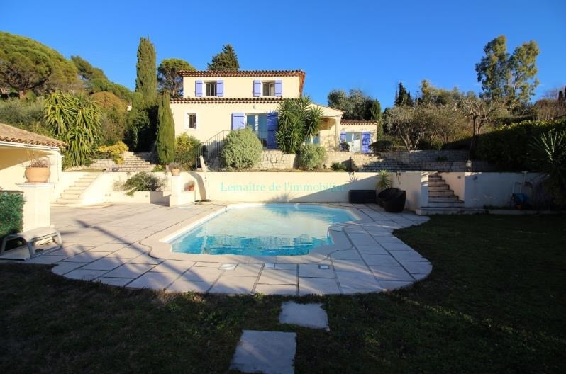 Vente de prestige maison / villa Grasse 749000€ - Photo 1