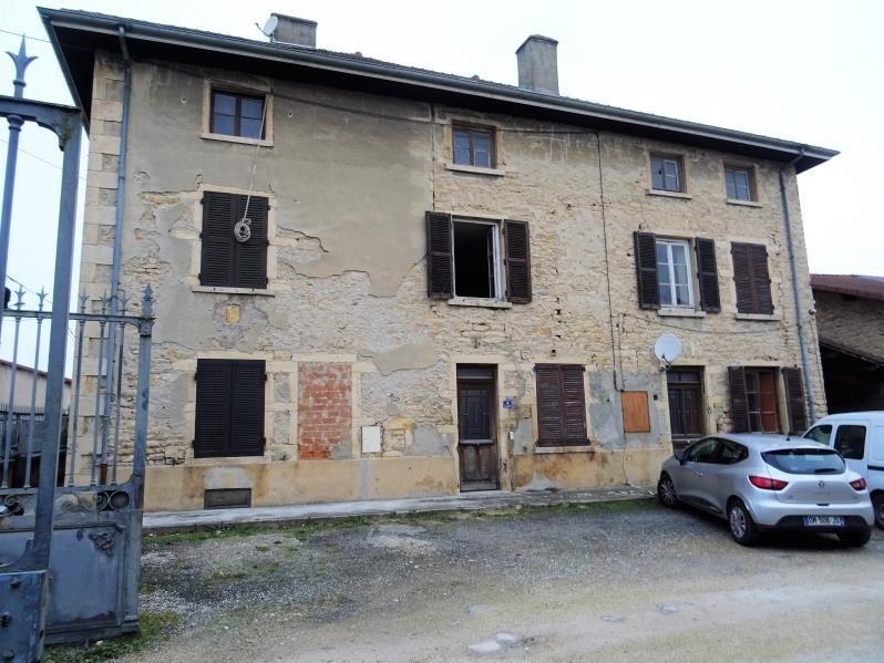 Vente maison / villa Bourgoin jallieu 333000€ - Photo 1