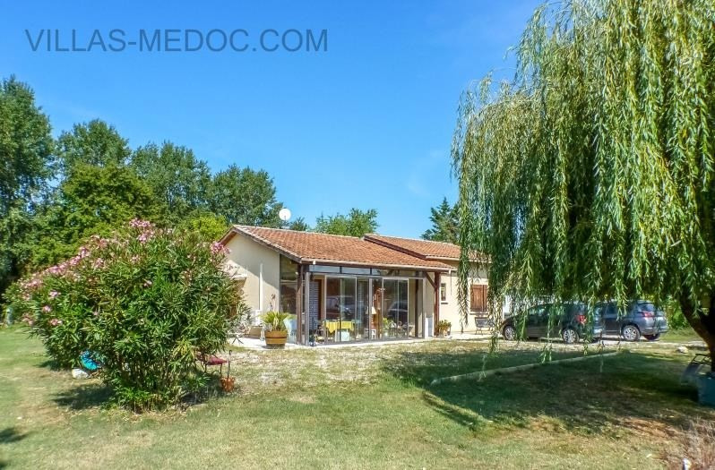 Vente maison / villa Jau dignac et loirac 158000€ - Photo 1