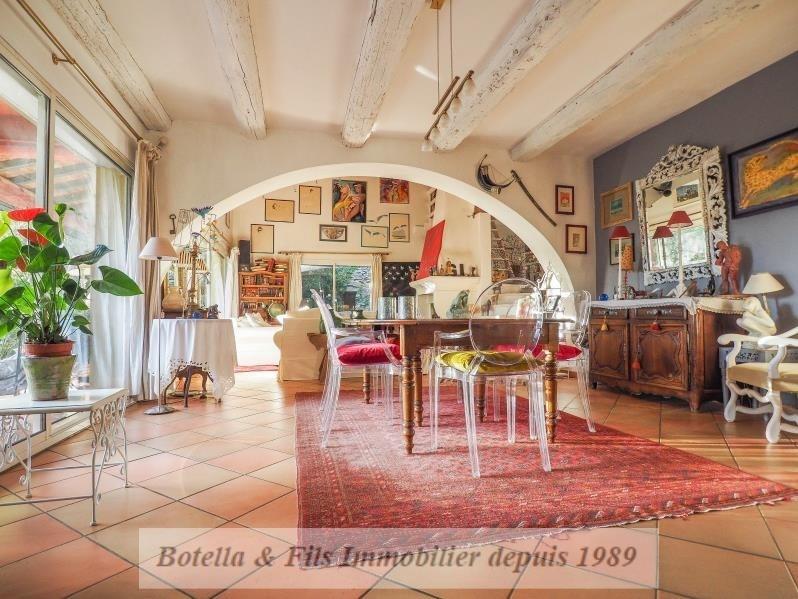 Venta de prestigio  casa Nimes 758000€ - Fotografía 4