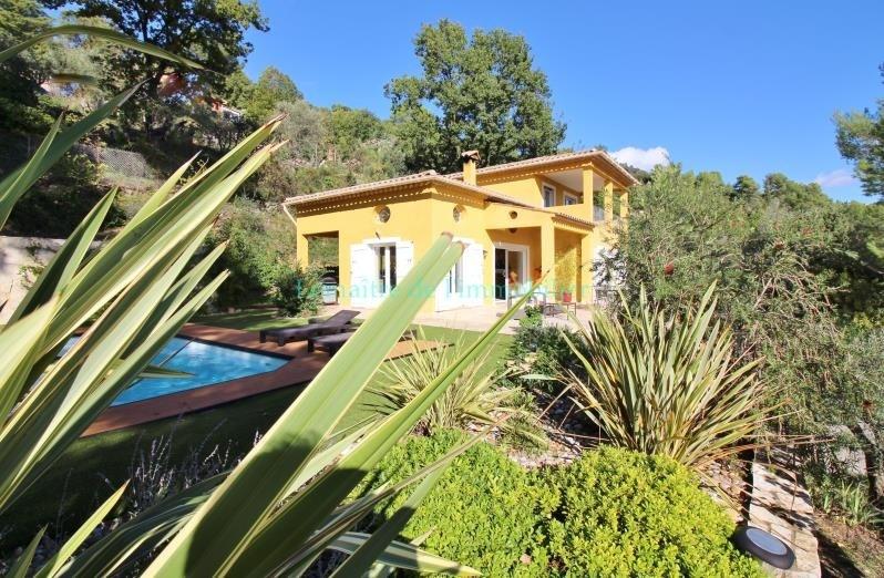 Vente de prestige maison / villa Le tignet 575000€ - Photo 1