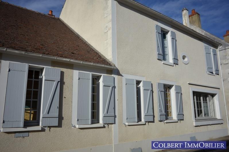 Vente maison / villa Cravant 155500€ - Photo 2