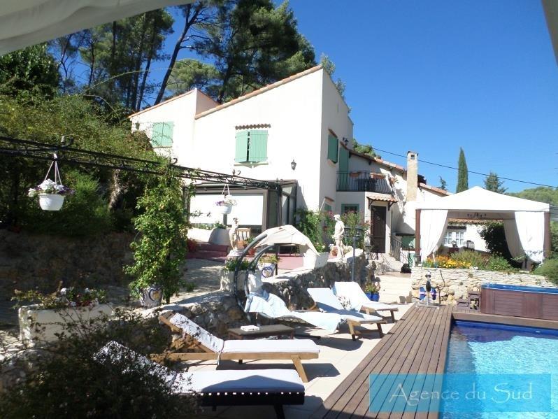 Vente de prestige maison / villa Roquevaire 745000€ - Photo 1