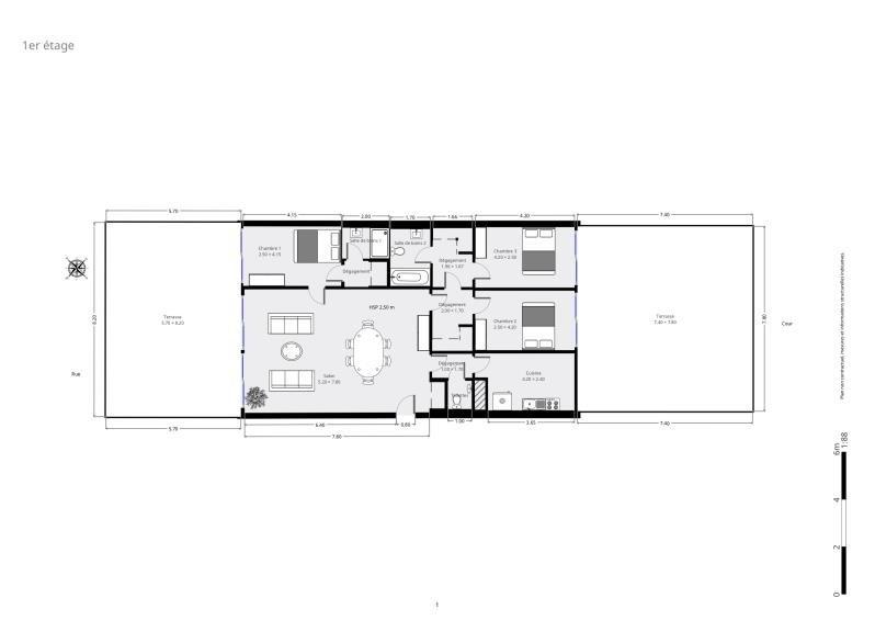 Vendita appartamento Paris 15ème 995000€ - Fotografia 9