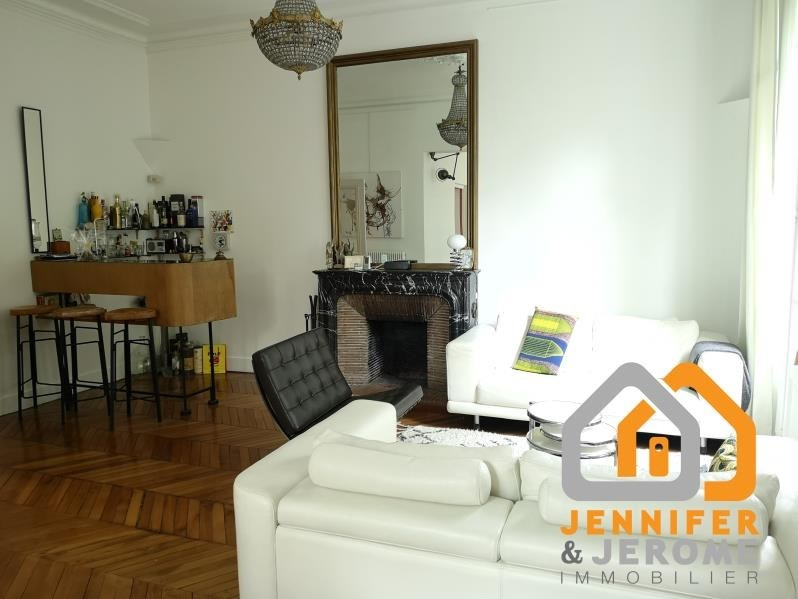 Sale apartment Montmorency 498000€ - Picture 9