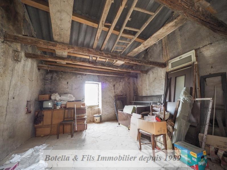 Venta  casa Barjac 117000€ - Fotografía 12