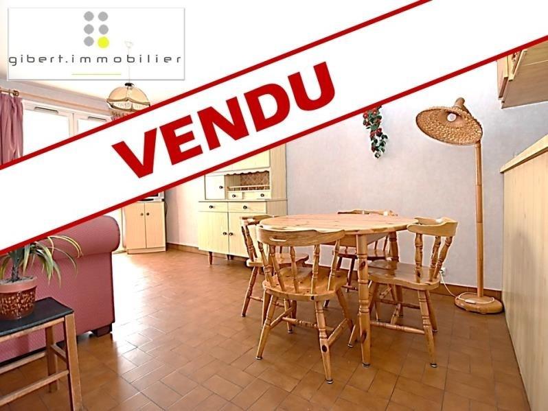 Sale apartment Le puy en velay 57200€ - Picture 1