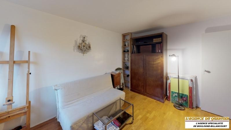 Sale apartment Boulogne billancourt 309 000€ - Picture 2