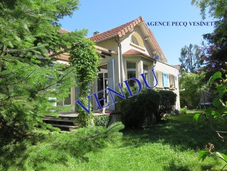 Vente de prestige maison / villa Le pecq 1090000€ - Photo 1