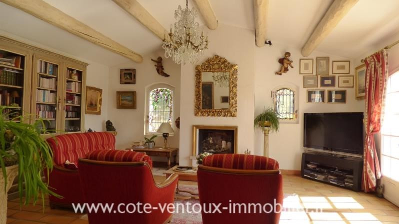 Deluxe sale house / villa Venasque 735 000€ - Picture 4