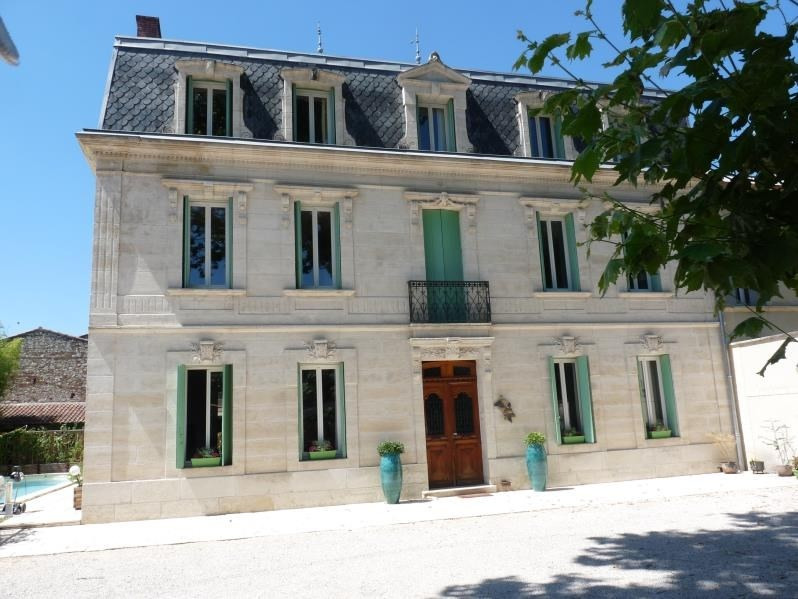 Deluxe sale house / villa Agen 988 000€ - Picture 1