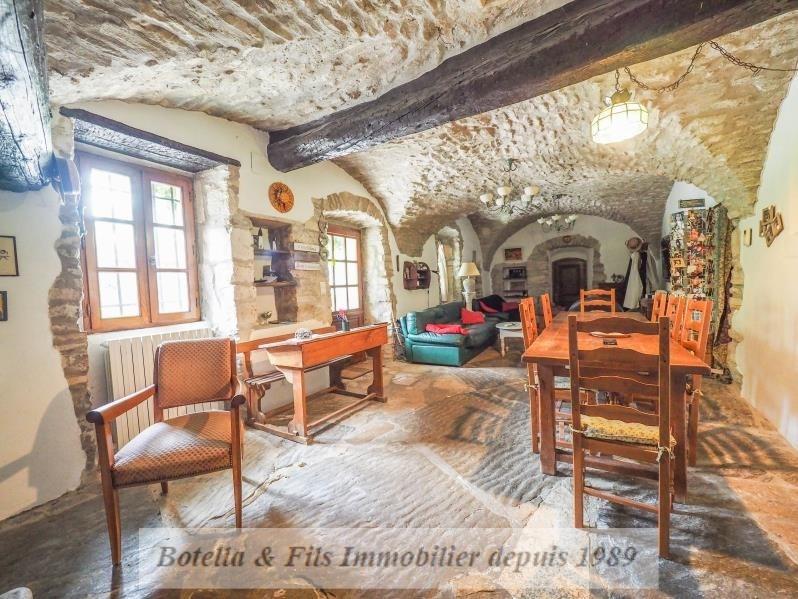 Venta de prestigio  casa Uzes 1055000€ - Fotografía 7