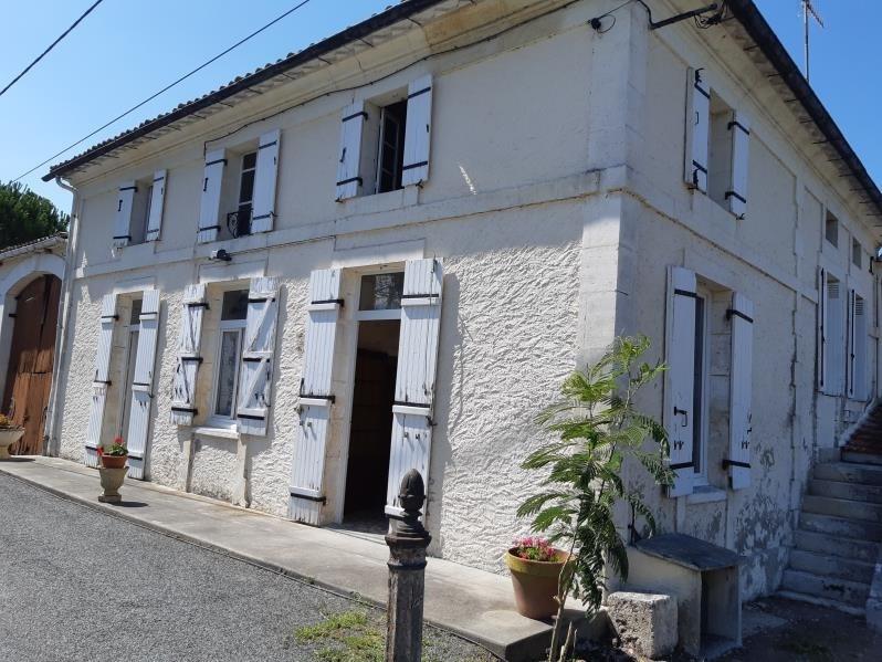 Sale house / villa Montpon menesterol 81500€ - Picture 1