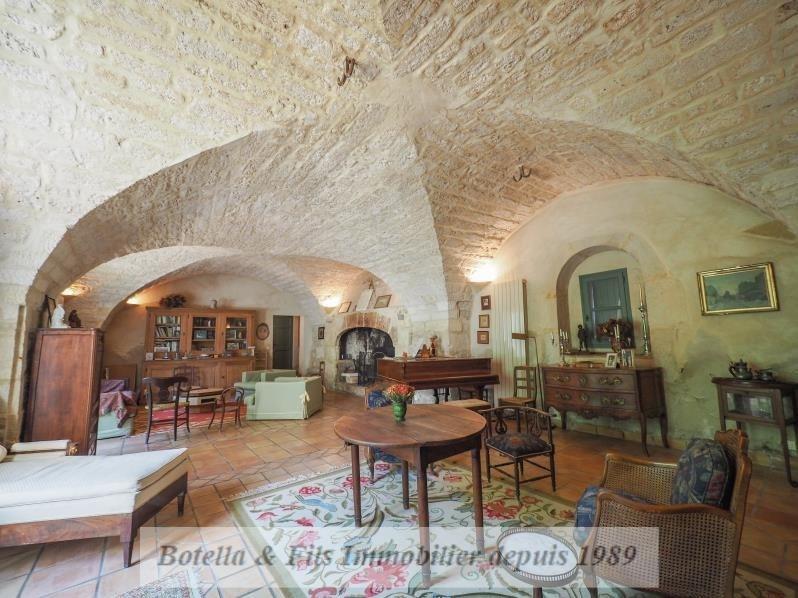 Immobile residenziali di prestigio casa Uzes 1570000€ - Fotografia 7