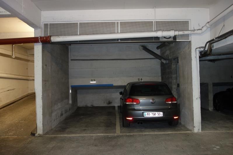 Sale parking spaces Paris 7ème 110000€ - Picture 2