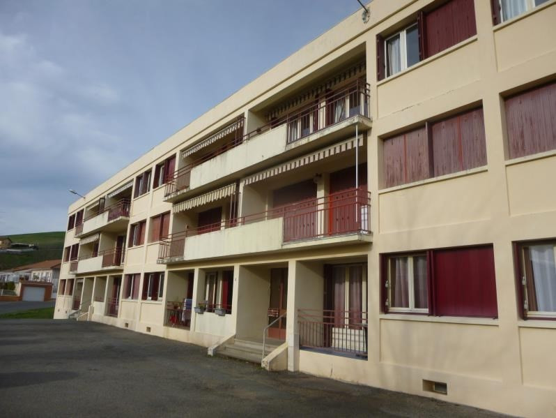 Vente appartement Tarare 91 000€ - Photo 8
