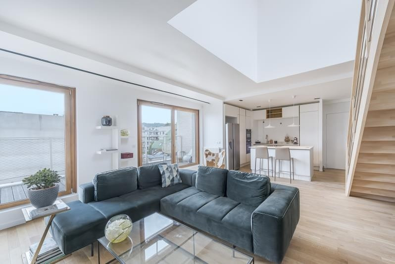 Vente de prestige appartement Suresnes 1395000€ - Photo 6