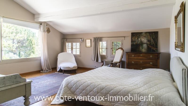 Sale house / villa Sarrians 420000€ - Picture 8